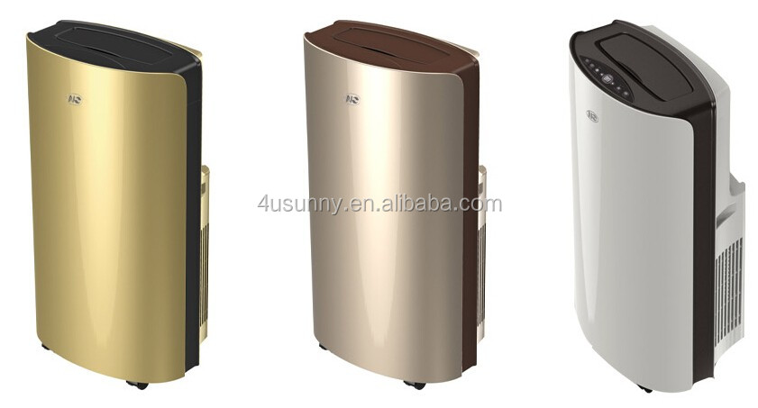 SUNNY New style high efficiency no noise and low price 9000BTU solar portable air conditioner