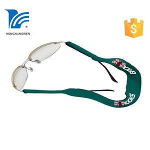 Sports band for eyeglasses with neoprene sunglass strap