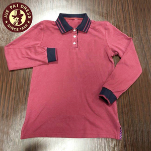 Special Offer Kids Uniform Polo For School Girls in Stock