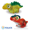 Novelty Plastic Squeeze Dinosaur Popeyed Toys