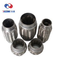 exhaust flexible pipe with extension pipe for generator/vihicles exhaust tail pipe