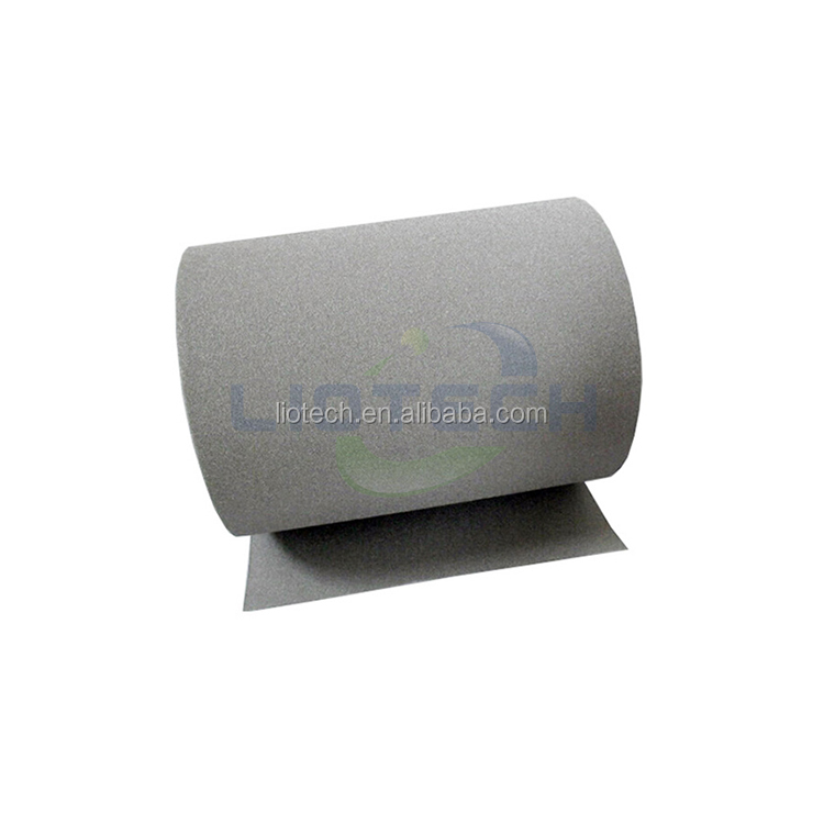 6mm Thickness 1mm Aperture Sphere Open Cell Aluminum Foam Material Supplier