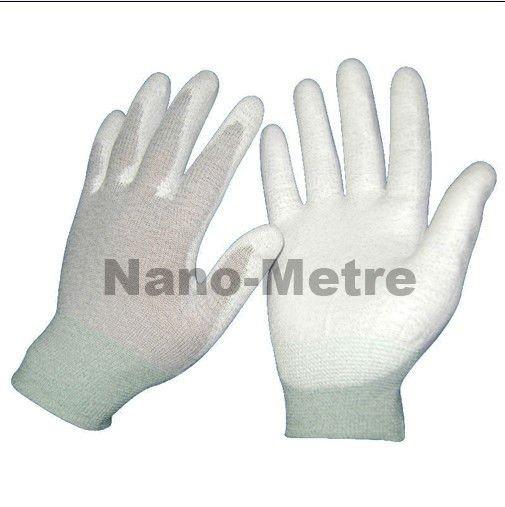 NMSAFETY 13 gauge good quality carbon and nylon knitted liner anti static safety work ESD gloves