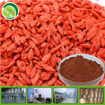 Chinese goji berry fruit Extract powder/ amylose 20%-70% by UV Natural Healthy Supplement