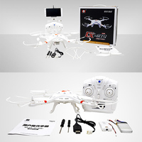 Best Selling china shenzhen drone dropshipper CX-32s wifi Real-time Transmission helicopter Quadcopter toy drone camera hd