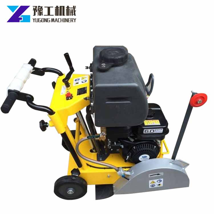 Asphalt floor surface concrete road cutting machine saw cutter