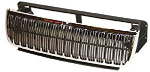 OE Replacement Mercury Grand Marquis Grille Assembly (Partslink Number FO1200356)