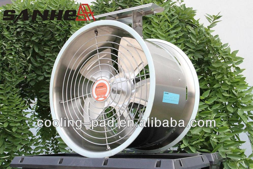 Stainless Steel Greenhouse Air Circulation Fan with CE Certificate