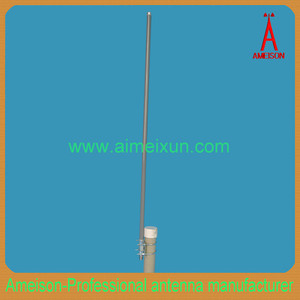 5dbi 136 - 174 MHz vhf Omni-directional Fiberglass Antenna wireless antenna point to point transmitter and receiver antenna