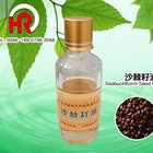 Herbal essential oil private label sea buckthorn seed oil