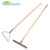 Head egg dome  and Wood Handle Material Types Of Agricultural Rake