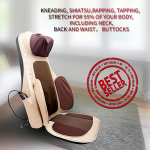 massage cushion/Shiatsu and knead Back Massage chair pad for home office