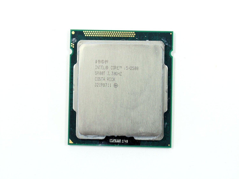 Intel Core i5-2500 3.30GHz Quad-Core CPU Processor SR00T