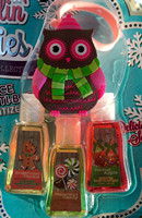 Bath body works rubber cover glass bottles with high quality