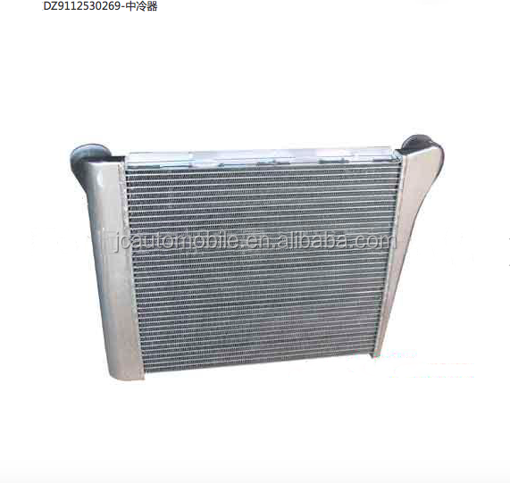 Original Intercooler for HOWO Trucks with Cheap Price