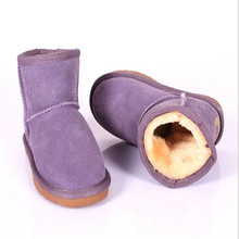 New Winter Girls Boots 2016 Fashion Kids Boot Chaussure Enfant Fille Cocuk Bot Children Boys Warm