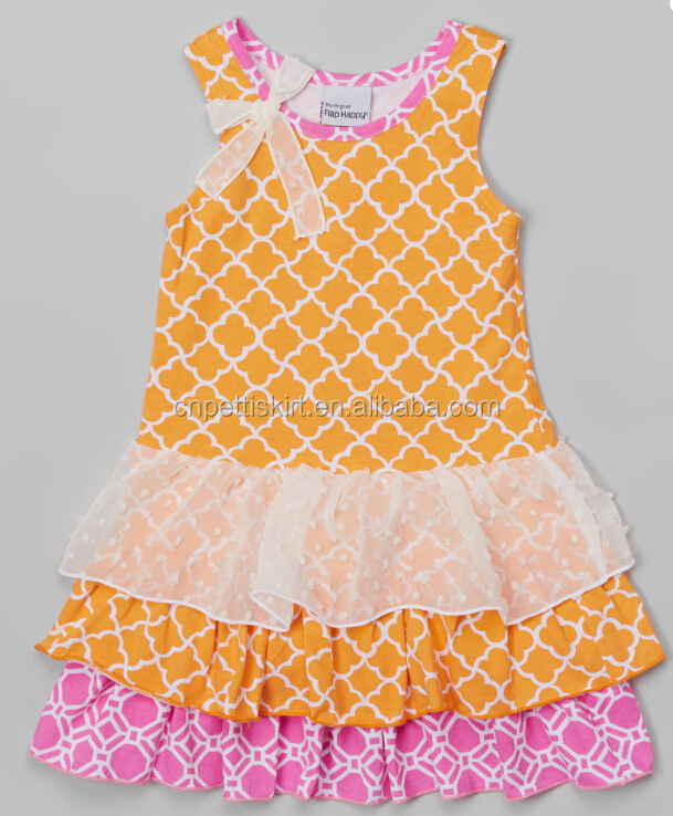 0f7fbd95377f One Piece Latest Kids Girl Party Wear Western Lace Dress Pernickety ...