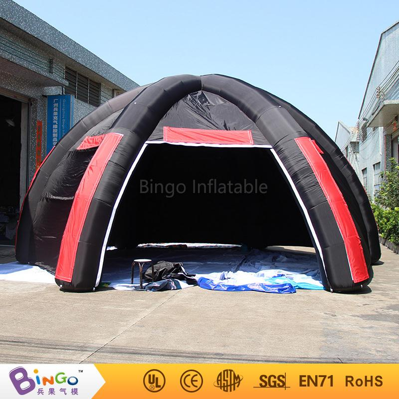 Durable advertising <strong>inflatable</strong> tent,dome shaped spider tent <strong>inflatable</strong>