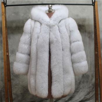 f89ca3ab13 Winter Fashion Women Artificial Fur Outwear Faux Fox Fur jacket Fake Fur  coat