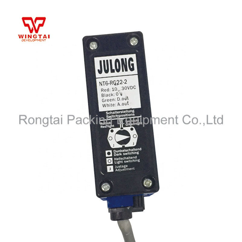 JULONG Color light Photocell Sensor NT6-RG22-2