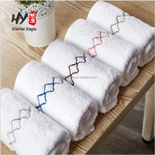 Five-star hotel cotton absorbent soft embroidered face towel