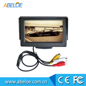 4.3 inch android car headrest lcd monitor for car