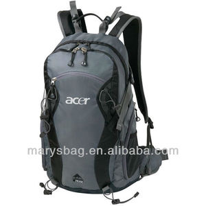 35L Daypack with front extendable bungee cord