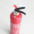 200-300mm Various Colors Barcode Customized Fire Extinguishers Plastic Security Seal