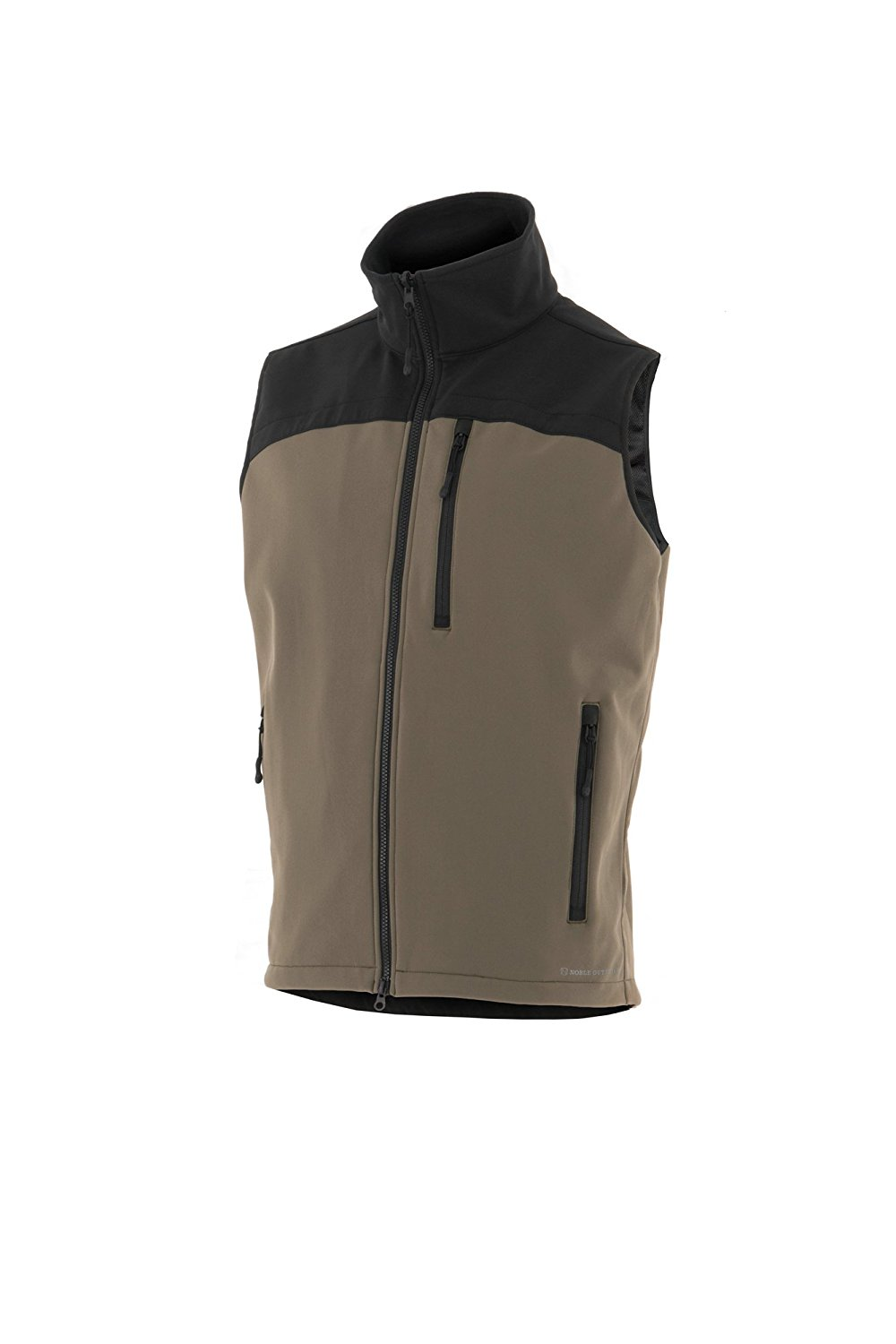 Noble Outfitters Vest Mens Outerwear All Around Fleece Olive 18000