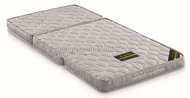 Popular Carry Easy Twin Size Thin Folding Sponge Mattress
