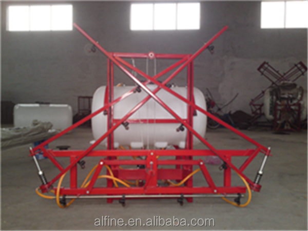 Hot sale tractor mounted boom sprayers