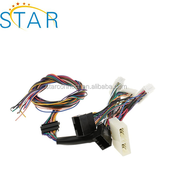 Fabulous Many Types Of Automobile Electronic Iso Connector Radio Audio Wire Geral Blikvitt Wiring Digital Resources Geralblikvittorg