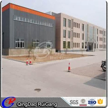 High Quality Custom Design Steel Structure Industrial Workshop Barn Building