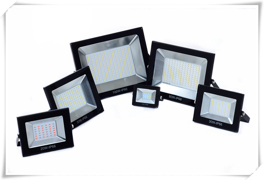 Best-selling outdoor security 220 volt external led flood lights with good market