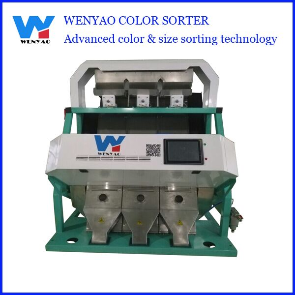 High quality Low price CCD Oil Sunflower Seeds Sort machine Grain Color Sorter