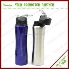 Promotional Branded Stainless Steel Sport Bottle, MOQ 100 PCS 0301027 One Year Quality Warranty