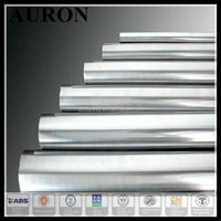 AURON/HEATWELL East MIddle polished seamless 316 stainless steel tube