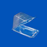 sandwich container wedge packaging