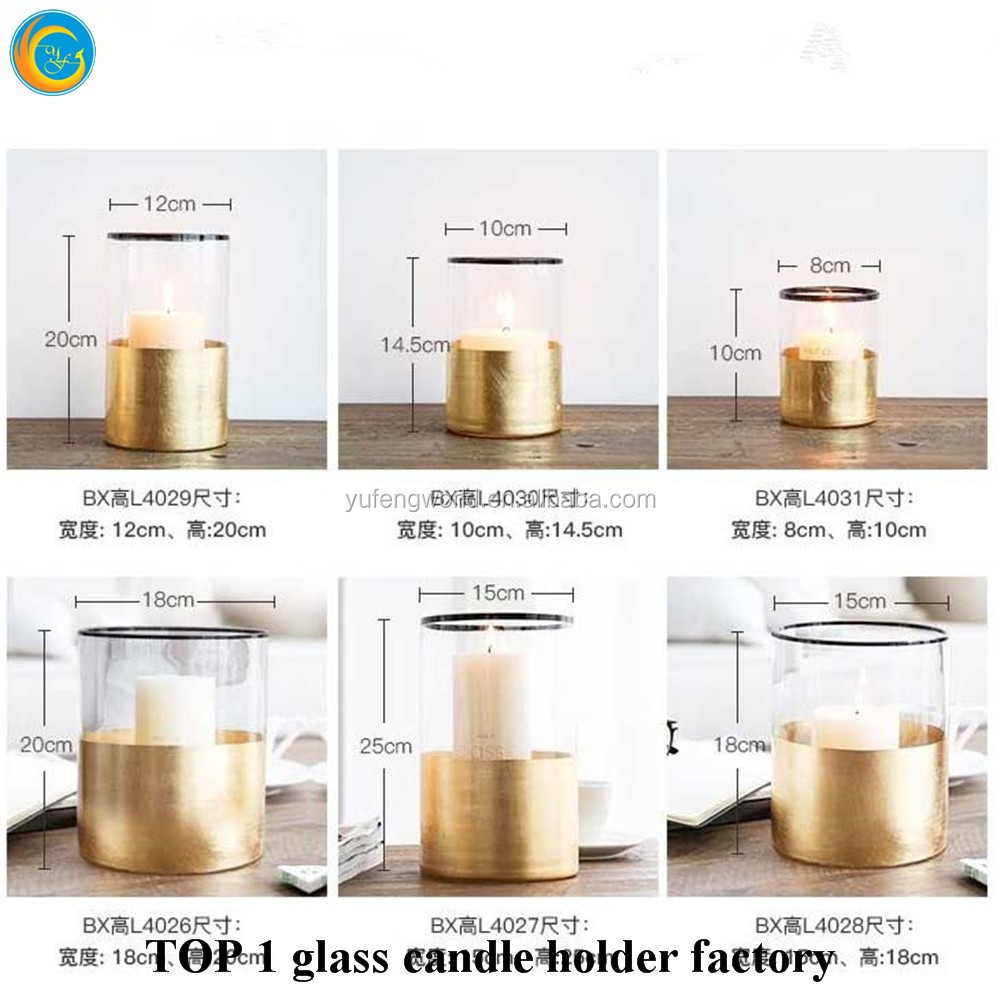 Multifunctional little gift candle holders for homeware decoration