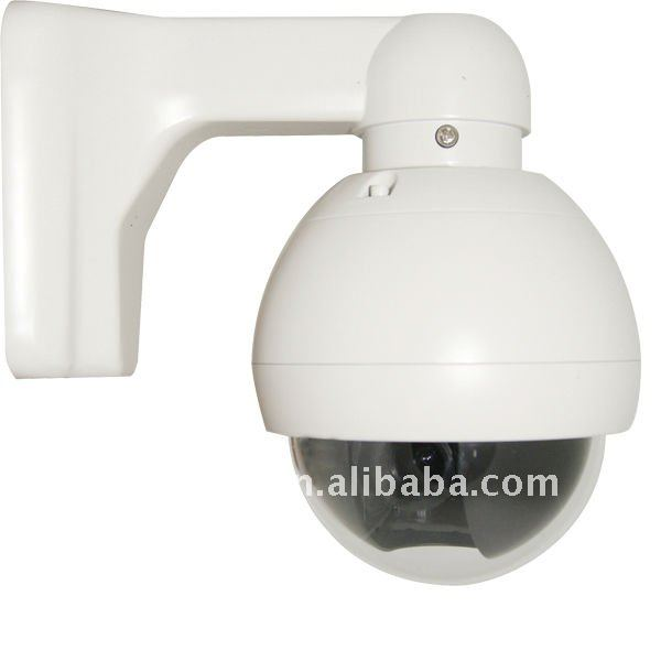 "1/4"" Super HAD Sony Color CCD CCTV PTZ Camera"