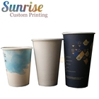 Disposable Personalized Customized Paper Coffee/Tea Cup For Dealer