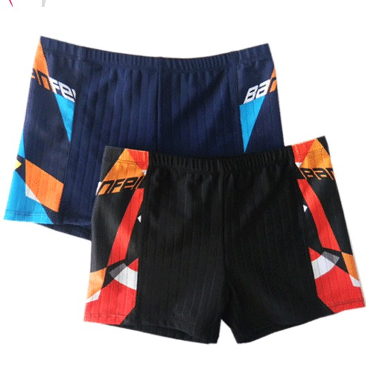 b2a1d0f109 Get Quotations · Free shipping Spa swim trunks male swimwear fashion boxer swimming  trunks plus size swimwear 3.8 ruler