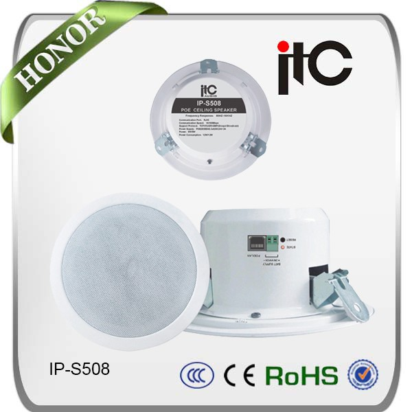 China manufacturer supply in ceiling speaker