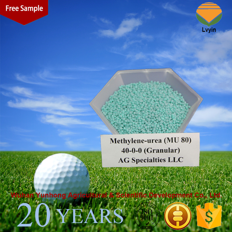 LVYIN methylene urea agriculture golf fertilizer