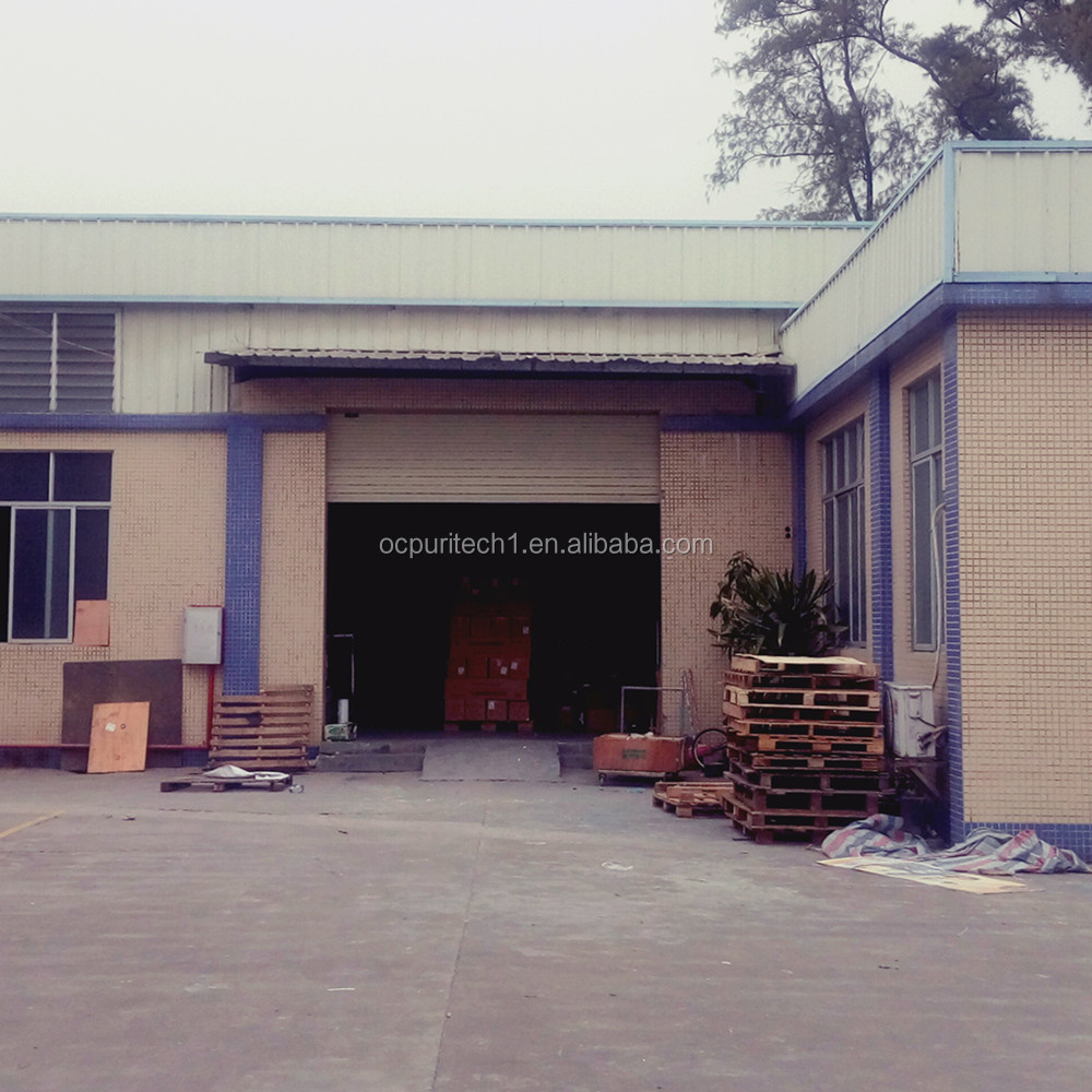 250 lph water treatment company drinking and industrial use water with activated carbon water filter