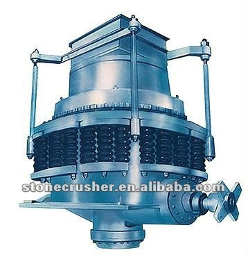 2012 New Type Spring Cone Crusher Machine