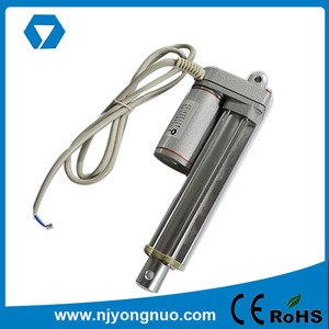 Seniors' Home Camper Roof Lifting linear actuator used for push pull  mechanism