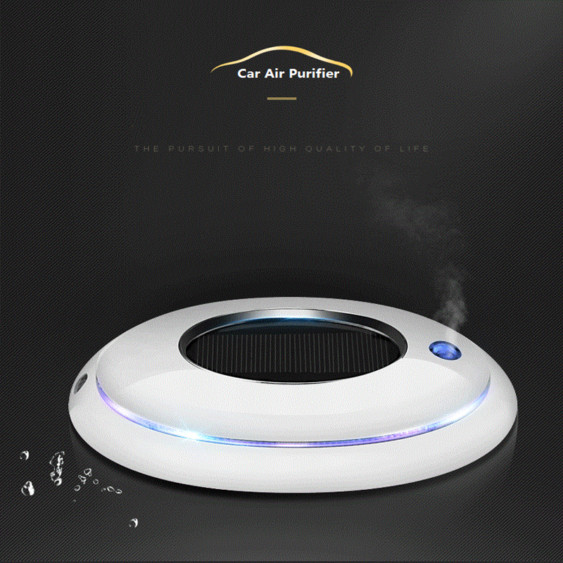 Small Car Air Purifier/cleaner Negative Ions Refreshing Air Ionizer from onmeka