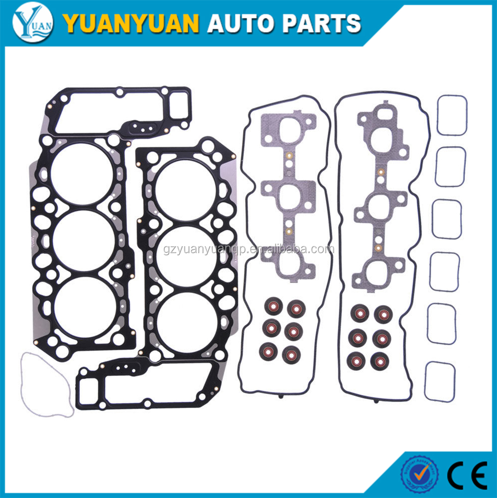 Hs54250A Engine Cylinder Head Gasket Set for 2010-2012 Jeep Liberty 2009- 2012 Ram 1500 2009-2011 Dodge Nitro
