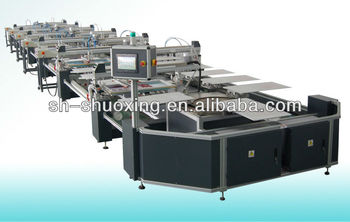 Screen printing Manufacturer of Automatic Silk Screen Printing Machine